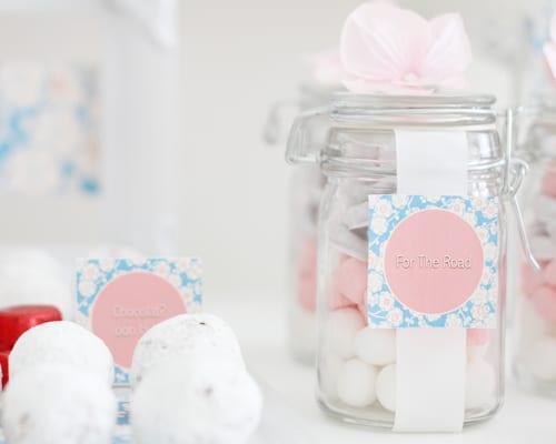 pink-blue-wedding-color-palette-dessert-buffet-marshmallows