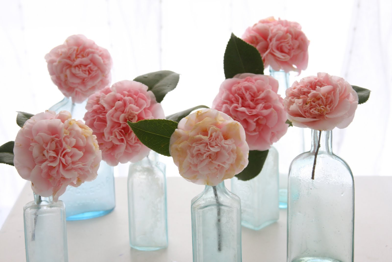 Romantic pink blooms the sweetest occasion for Decoration flowers