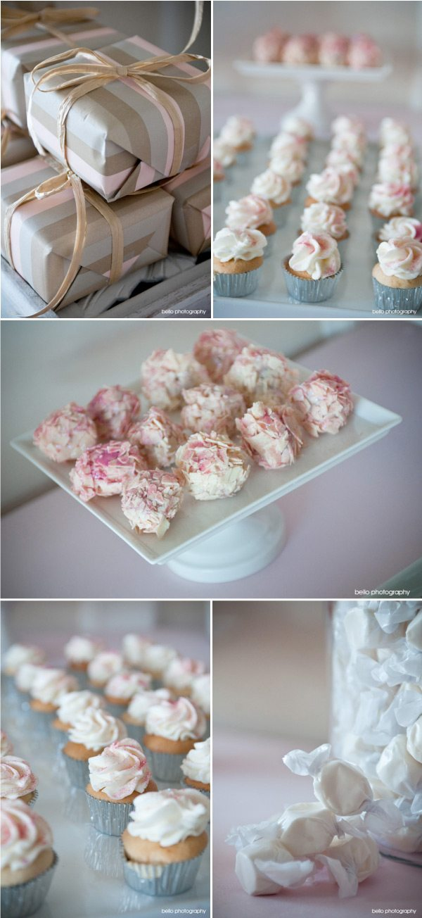 pink-white-gray-wedding-color-palette-dessert-buffet-delicious-desserts