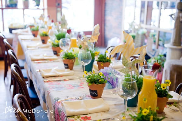 Garden Party Baby Shower Ideas Baby shower garden party the sweetest occasion i think im going to steal a few ideas and invite my mom over for a mothers day brunch workwithnaturefo