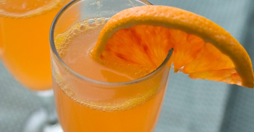 Blood Orange Mimosa http://www.thesweetestoccasion.com/2010/05/mothers ...