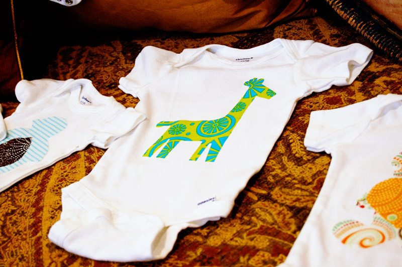 Diy baby onesies baby shower games The Sweetest Occasion