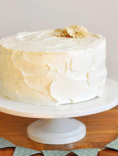 Homemade Wedding Cake thumbnail