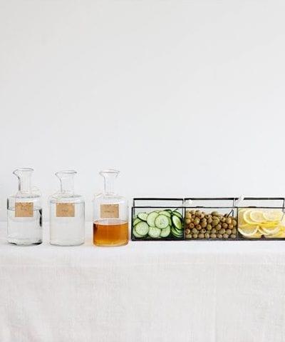 Bachelor Party Idea – Make Your Own Martini Bar thumbnail