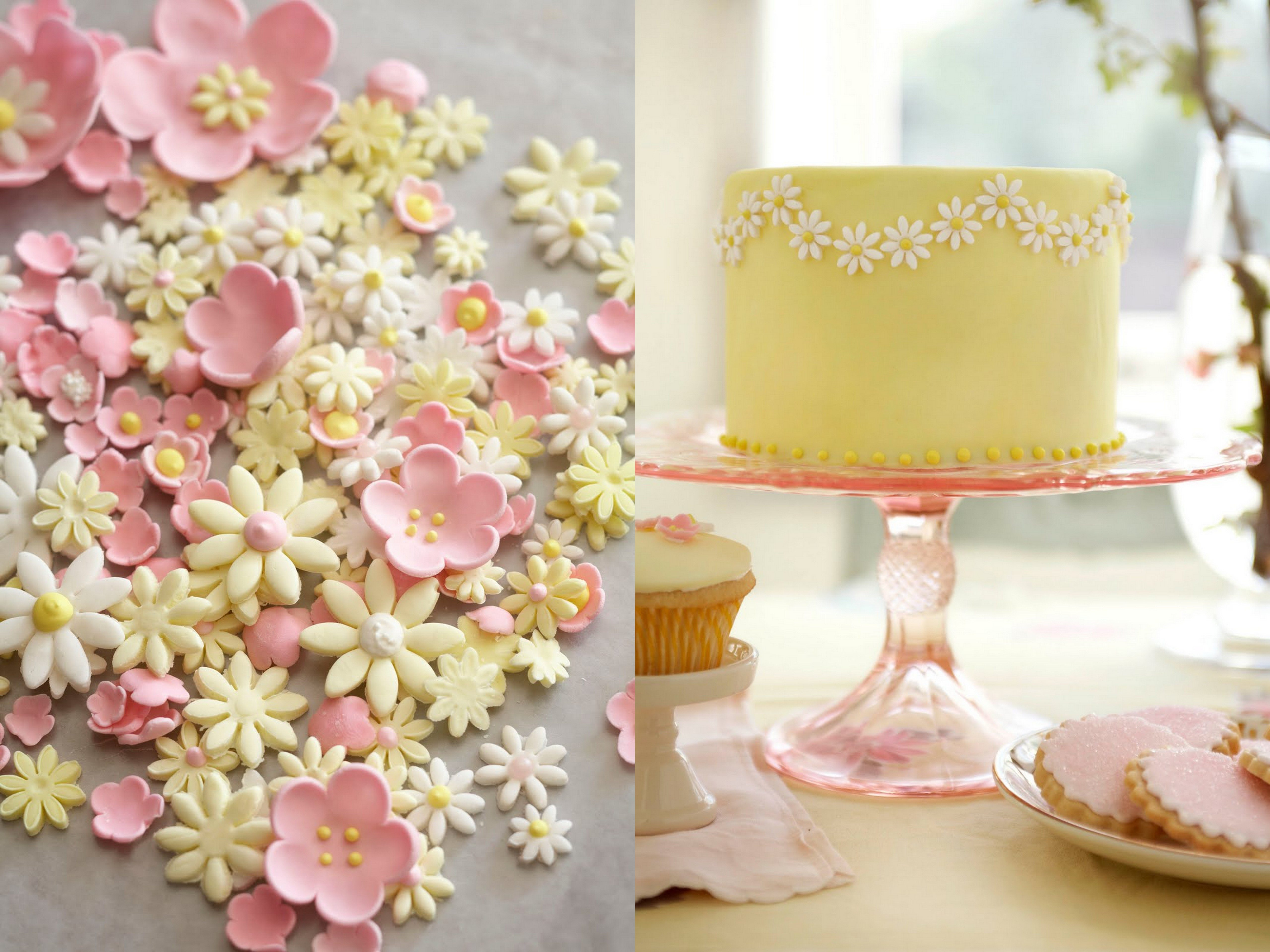 Pretty Cakes + Cupcakes from Cakewalk - The Sweetest Occasion