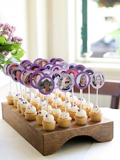 DIY Cupcake Escort Cards thumbnail