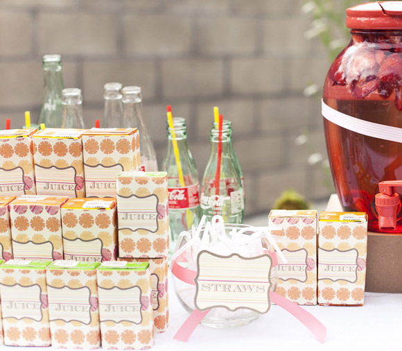 birthday-party-beverages-juice-box-containers