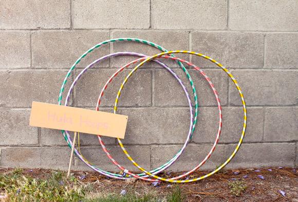 birthday-party-hoola-hoops