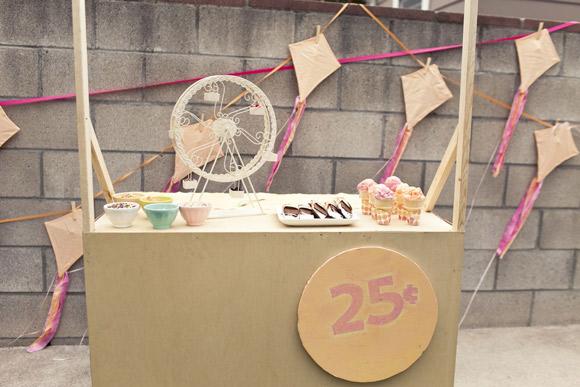 birthday-party-ice-cream-stand