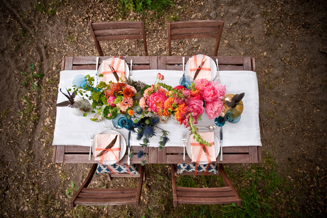 bohemianweddingtablescapecaliforniaboho The team shares This shoot