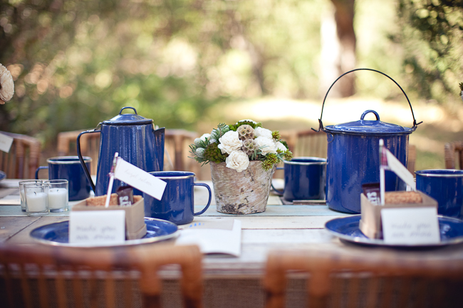 Inspired Creations A Campsite Wedding The Sweetest Occasion