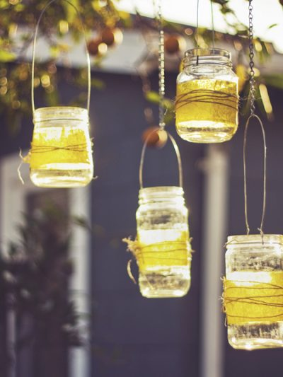 DIY Jar Lanterns thumbnail