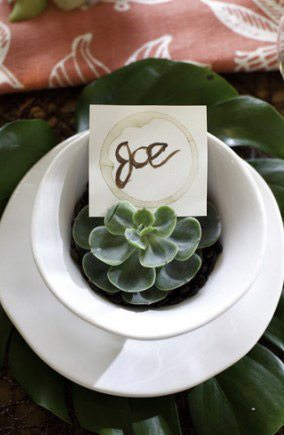 DIY Coffee Ring Placecards thumbnail