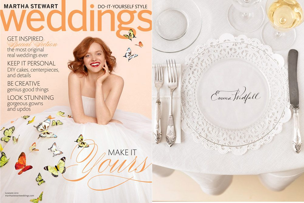 Martha Stewart Weddings: DIY Paper Doily Craft Ideas From Martha Stewart Weddings