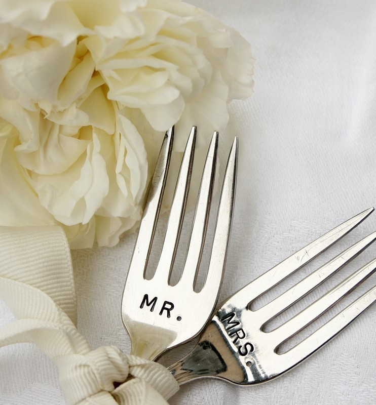 Vintage Wedding Cake Forks The Sweetest Occasion vintage wedding cakes