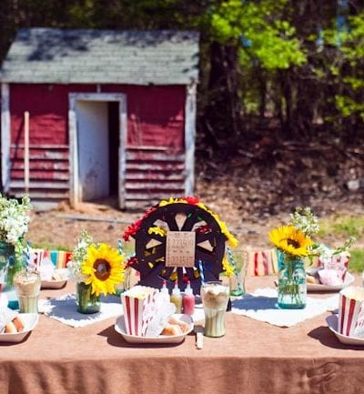 Inspired Creations – Country Fair Wedding Inspiration thumbnail