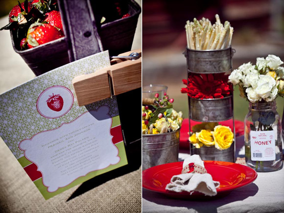 strawberry-red-green-farm-wedding