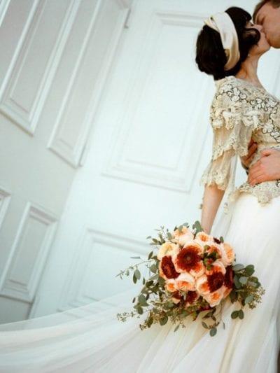 Vintage Inspired Real Wedding thumbnail