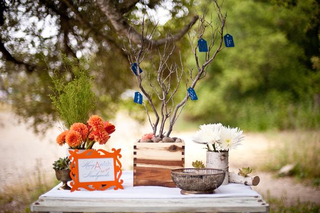 Inspired Creations Al Fresco California Bohemian Wedding Inspiration The