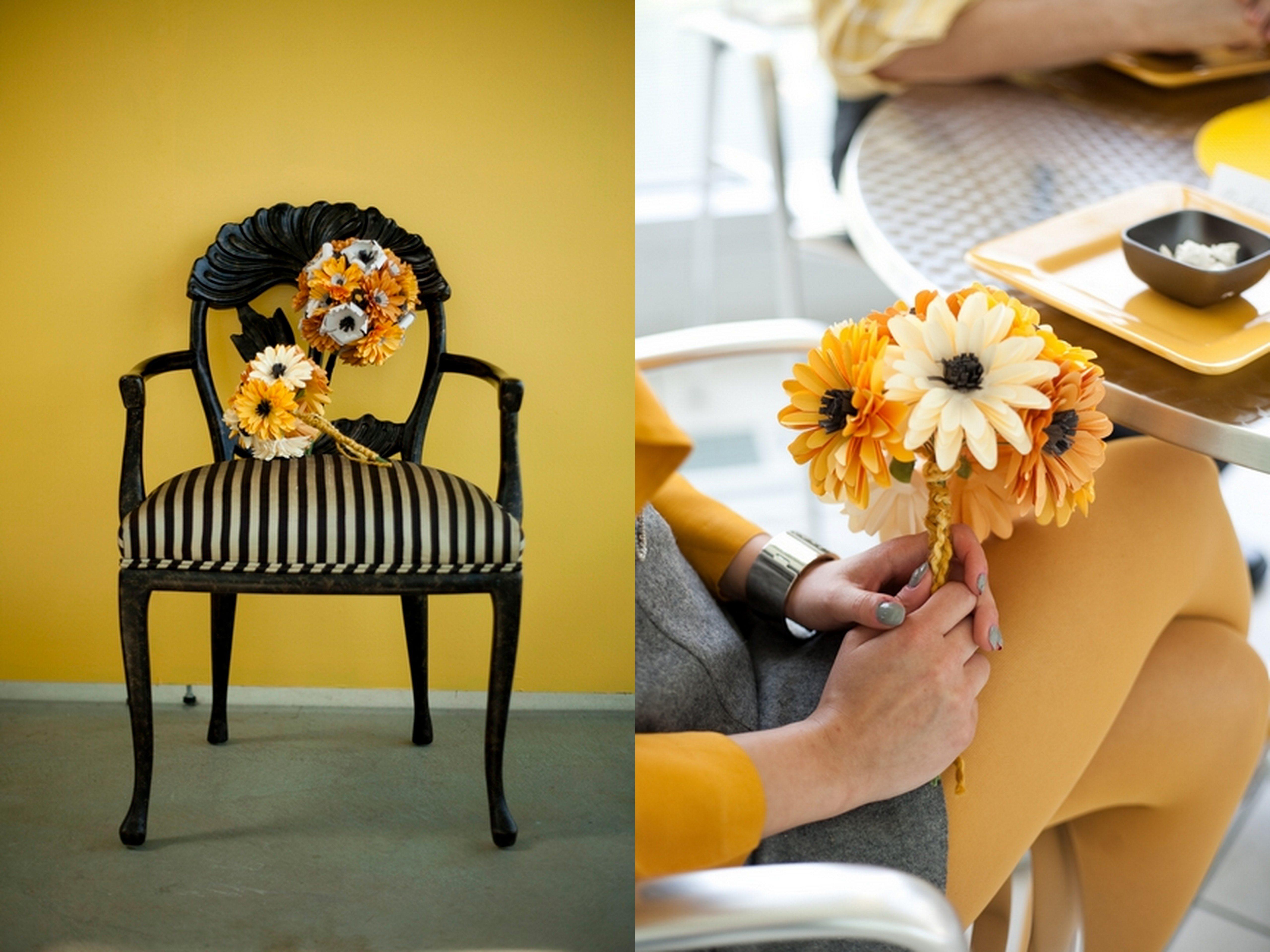 Inspired Creations ? 60s Mod Wedding Inspiration short vintage