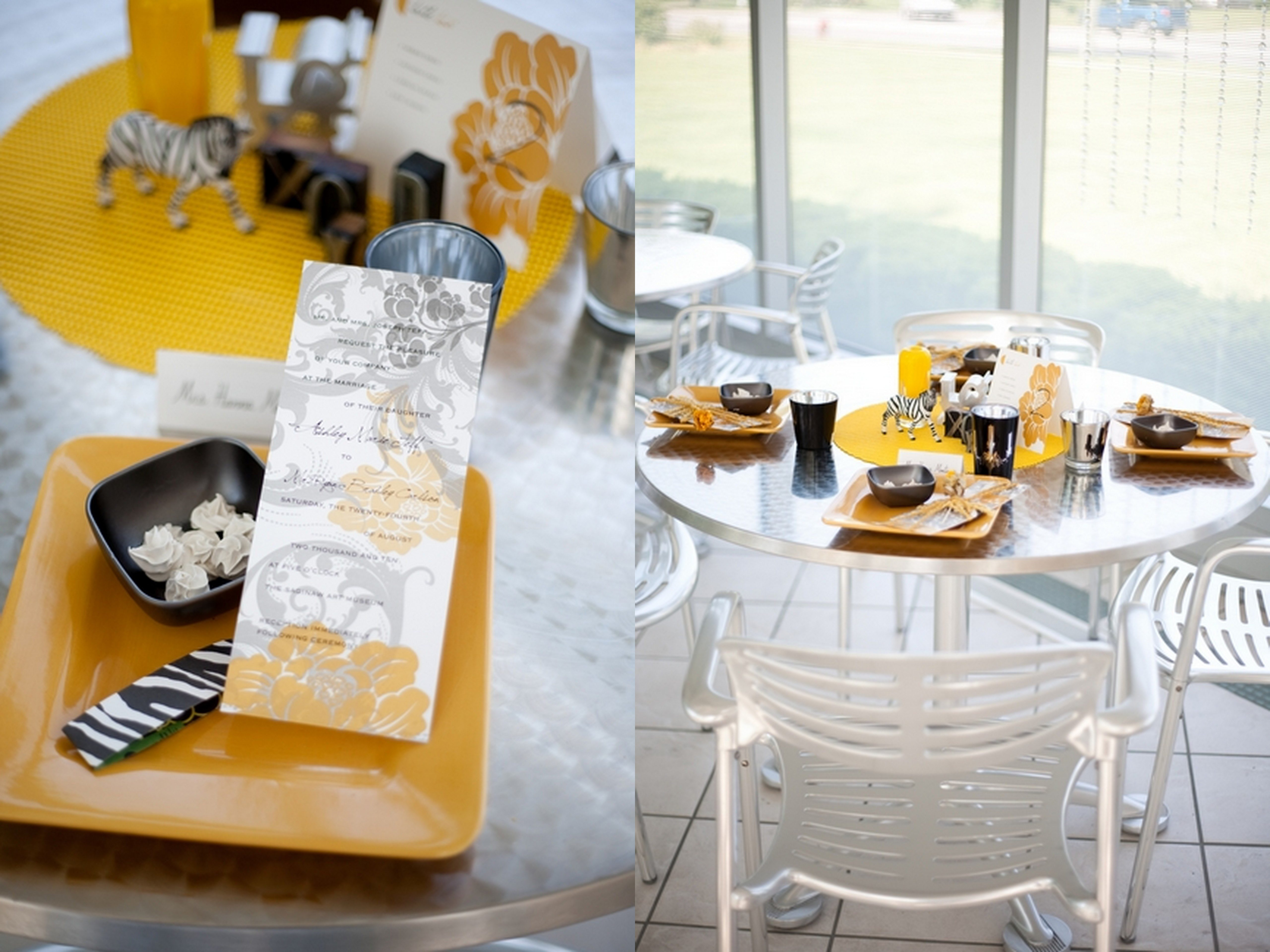 Inspired Creations - 60s Mod Wedding Inspiration - The Sweetest Occasion