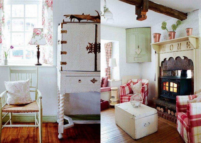 Cottage Style Interior Inspiration Cottage Kitchen