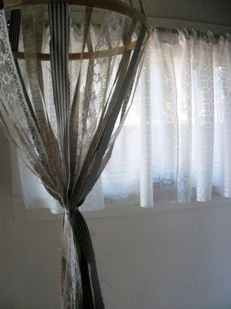 Diy fabric chandelier the sweetest occasion diy fabric craft ideas aloadofball Gallery