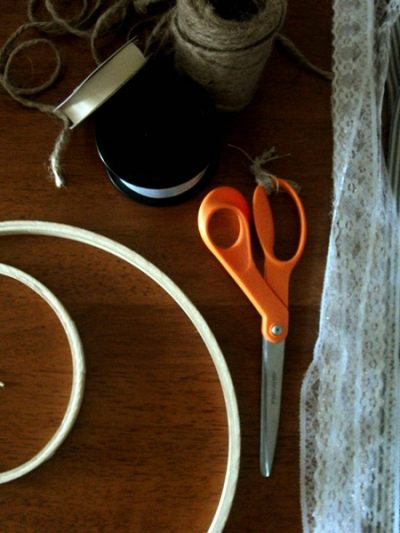 DIY Fabric Chandelier thumbnail
