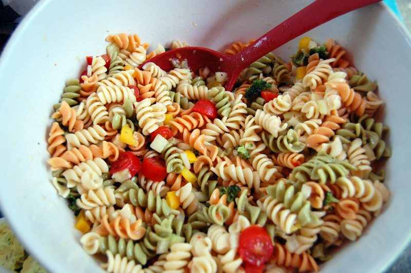 Pasta Salad The Sweetest Occasion The Sweetest Occasion
