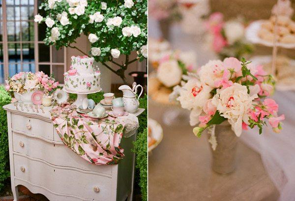 Summer Garden Wedding Theme Ideas : Wedding tablescape ideas view more from pride prejudice