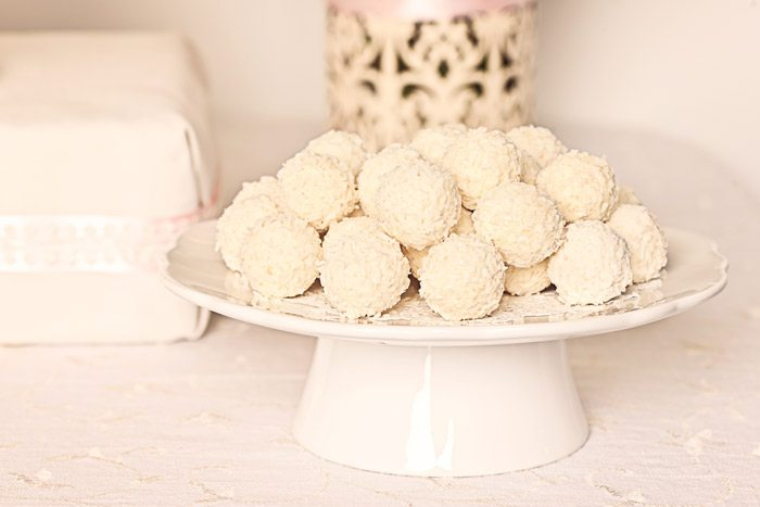 wedding cake truffles white wedding dessert buffet the sweetest occasion 26727
