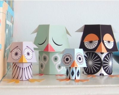 Make Them Yourself Paper Animals thumbnail