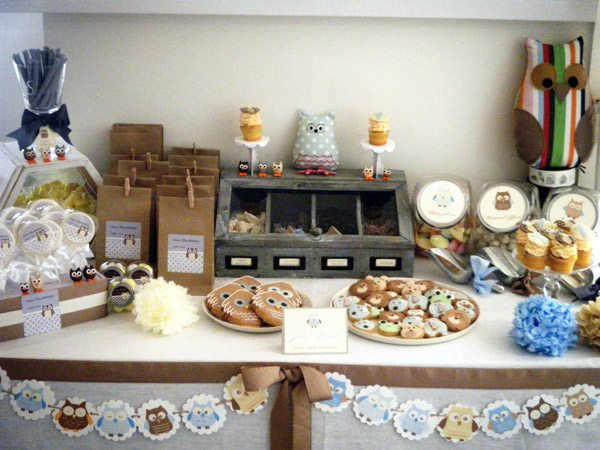 Noa's Owl Themed First Birthday Party | The Sweetest Occasion