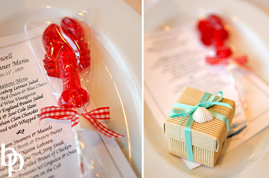 Loving Lobster Details - The Sweetest Occasion