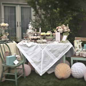Pretty Tea Party Bridal Shower Inspiration thumbnail