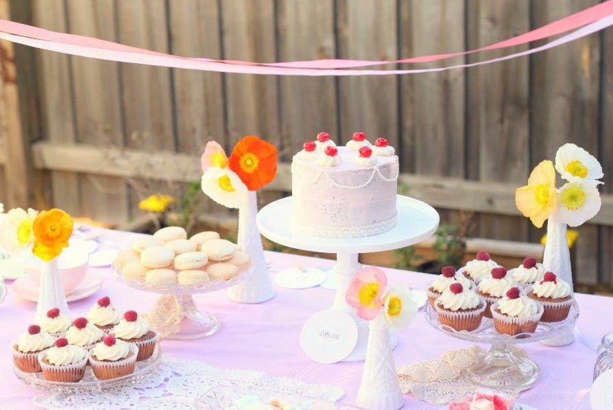 tea party baby shower decoration ideas bridal shower tea party ideas