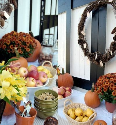 Fall Harvest Brunch on City Cradle Design thumbnail