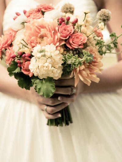 A Pretty Country Wedding thumbnail
