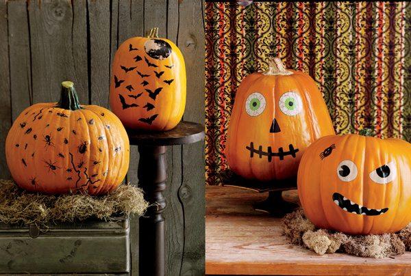 pumpkin decorating ideas halloween cupcakes