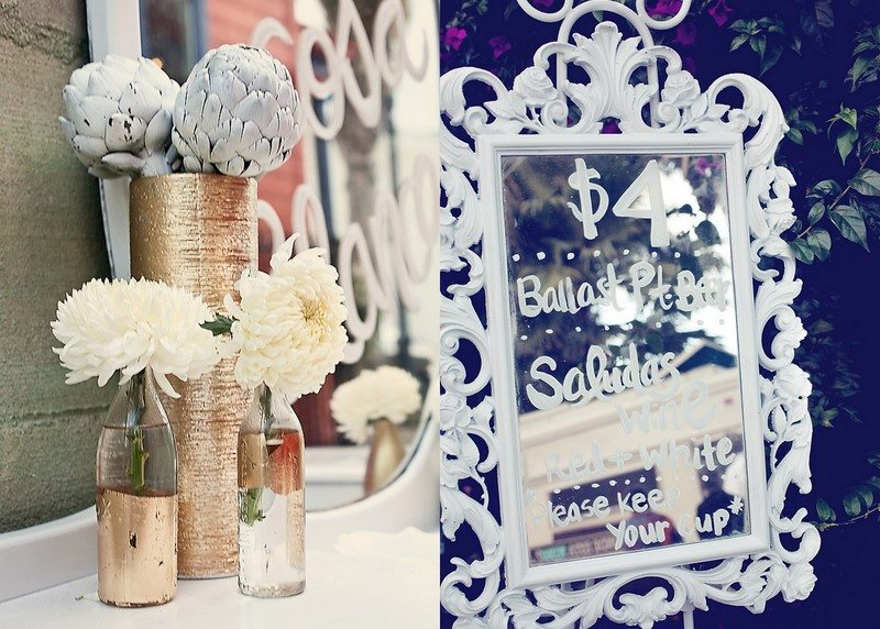 White And Silver Wedding Theme: The Sweetest Occasion