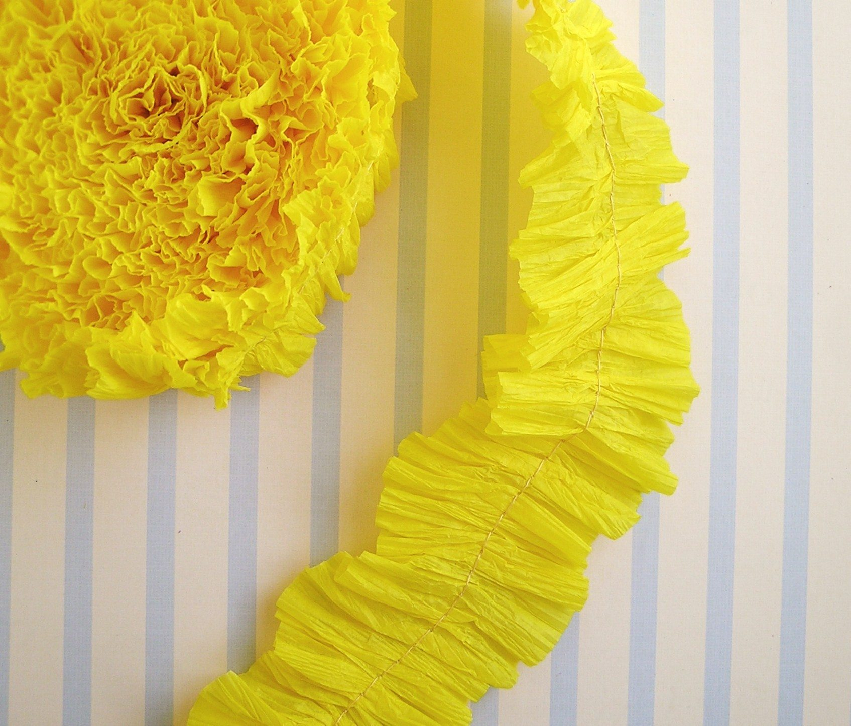 crepe paper The crafting experts at hgtvcom share easy step-by-step instructions on how to make realistic flowers using crepe paper.