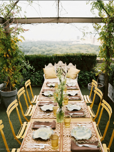 Al Fresco Dining Inspiration thumbnail