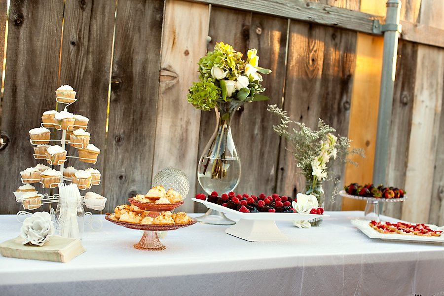 a pretty backyard bridal shower the sweetest occasion