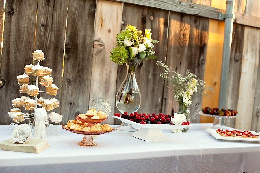 Backyard Wedding Shower Decorating Ideas : Pretty Backyard Bridal Shower  The Sweetest Occasion ? The