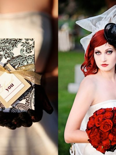 Gothic Halloween Wedding Ideas thumbnail