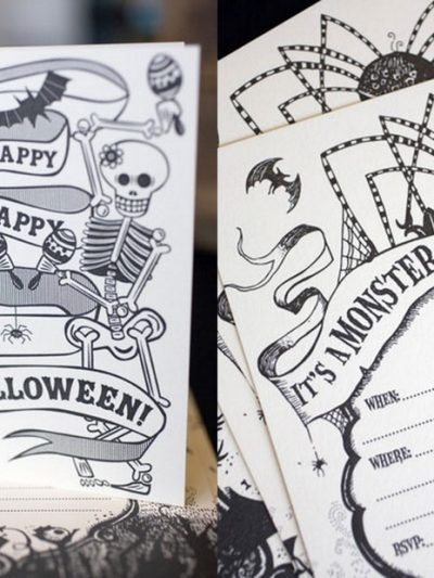 Halloween Cards + Stationery thumbnail