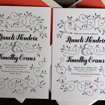 Wedding Invitations from Bella Figura thumbnail