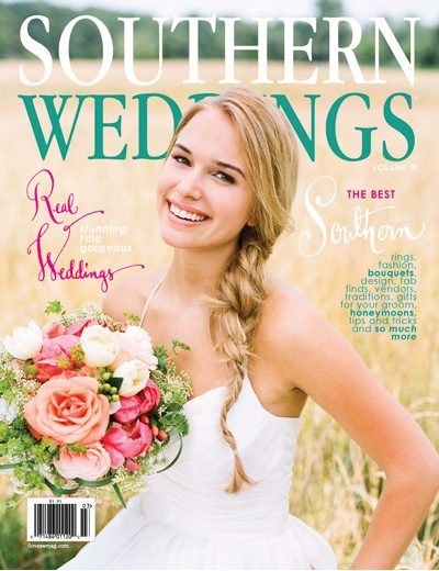 The Sweetest Occasion in Southern Weddings Magazine thumbnail