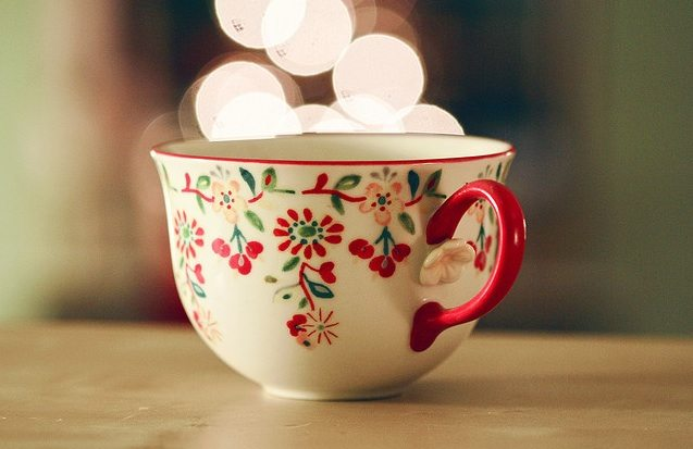 a cup of hot cocoa the sweetest occasion