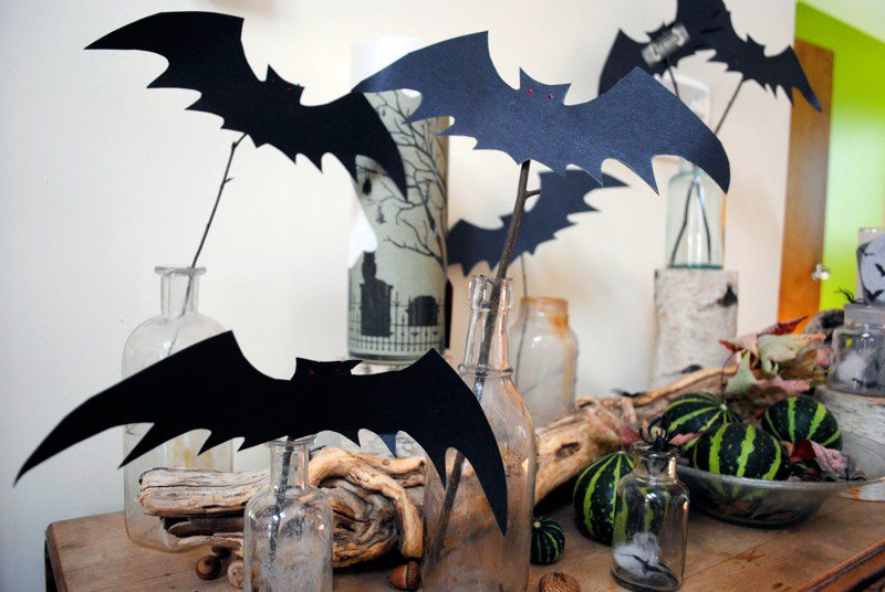 37 Ideas for Halloween Table Decorations | Table ...